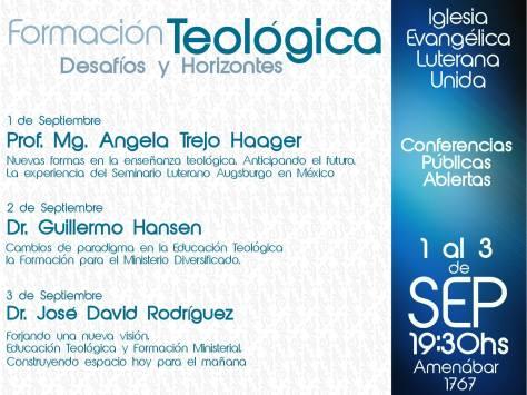 conferencias publicas